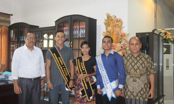 Mahasiswa UNPATTI Menjadi Duta Mahasiswa GenRe Provinsi Maluku Tahun 2015