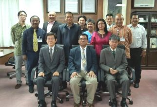 Workshop Kerjasama Universitas Pattimura dengan Kagoshima University