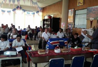 PEMBENTUKAN FORUM RELAWAN JURNAL INDONESIA ( RJI ) PROVINSI MALUKU