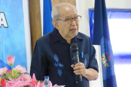 "Kuliah Umum Prof. Sahetapy, ""Hukum Pidana Indonesia Suatu Perspektif"""