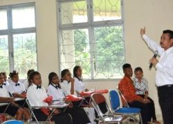 Pengkaderan Himpunan Mahasiswa Papua