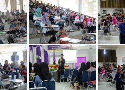 Rektor Buka Sosialisasi dan Pelatihan PKM