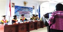 Promovenda dan Promovendus Pertahankan Disertasi