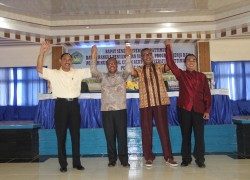 Calon Rektor Universitas Pattimura periode 2016-2020
