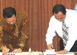 KERJASAMA UNPATTI dengan PT. TELKOM INDONESIA  (20 MAHASISWA PEROLEH BANTUAN BEASISWA, PELUANG KERJA DI PT TELKOM BAGI LULUSAN UNPATTI)
