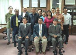 Workshop Kerjasama Universitas Pattimura dengan Kagoshima University
