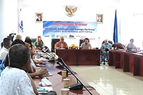 Sustainable Landscapes dan Seascapes for Ceram Island – International Seminar
