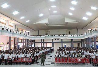 1.453 Mahasiswa Ikuti Pembekalan KKN