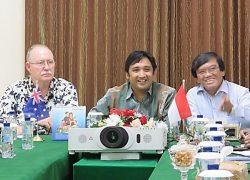 Jajaki Kemitraan Konsul RI Darwin berkunjung ke UNPATTI