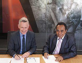 Nota Kesepahaman Baru akan Memperluas Kerjasama Penelitian dan Pengajaran di Indonesia Timur