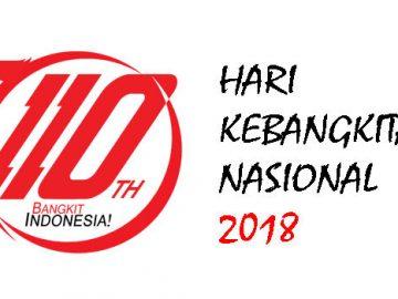 Harkitnas 110 2018