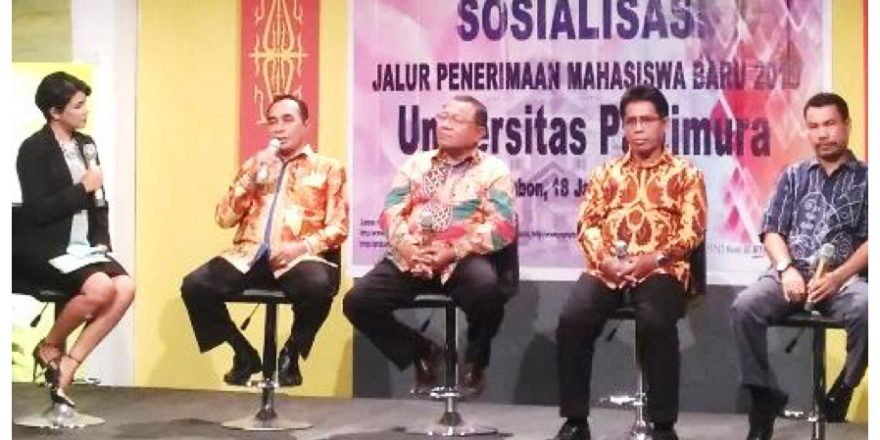 Sosialiasi SNSBPTN 2019